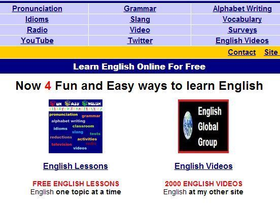fun easy english